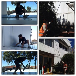 Window Cleaning Services - A Clean City